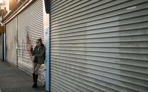 Picture girl, style, glasses, the series, fashion, drama, crime, Carly Chaikin, TV Show, Carly Chaikin, Mr. …