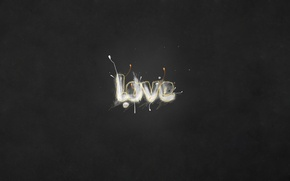 Picture love, minimalism, love, minimalism, handwriting, Handwriting