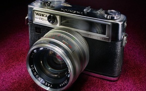 Picture background, camera, Yashica