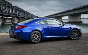 Picture 2014, Lexus, Lexus, RC F, AU-spec