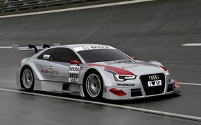 Wallpaper car, machine, sport, speed, track, sport, speed, track, 3000x2000, Audi A5 DTM 2012