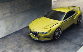 Picture BMW, in motion, Hommage, 3.0 CSL