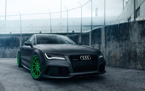 Picture Audi, Track, RS7, Spec, ADV10R