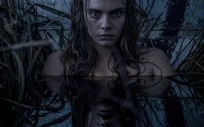 Picture Enchantress, Cara Delevingne, Suicide Squad, June Moon, Squad Count, Enchantress