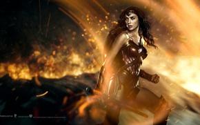 Picture Wonder Woman, DC Comics, Gal Gadot, Batman v Superman