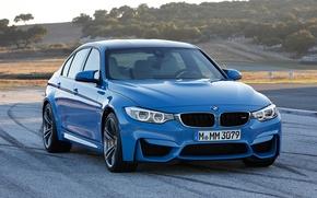 Picture BMW, Sedan, 2015