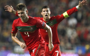 Picture football, Portugal, miguel veloso