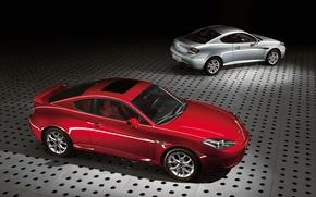 Picture coupe, hyundai, automobiles