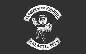 Picture star wars, star wars, clone, Empire