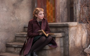 Picture girl, The book thief, The Book Thief, Sophie Nélisse, Liesel Meminger