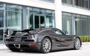 Picture Koenigsegg, supercar, carbon, supercar, carbon, CCXR, Koenigsegg, Edition