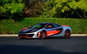 Picture McLaren, supercar, MP4, McLaren, MSO