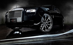 Picture Auto, Tuning, Machine, Rolls Royce, Ghost, Drives