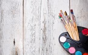 Picture background, Wallpaper, paint, mood, artist, wallpaper, palette, brush, brush, widescreen, drawing, background, brush, full screen, …