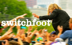 Picture rock, John Foreman, Switchfoot