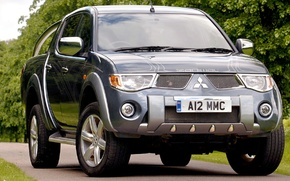 Picture power, pickup, l200