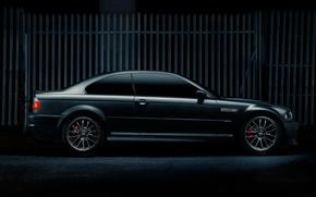 Picture BMW, BMW, profile, E46, profile, Jun Dang