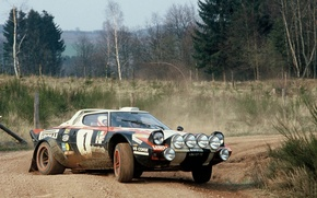 Picture machine, Rally, stratos