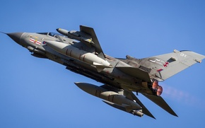 Picture weapons, the plane, TORNADO ZA607