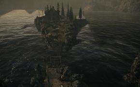 Picture Game, Island, AlanWake