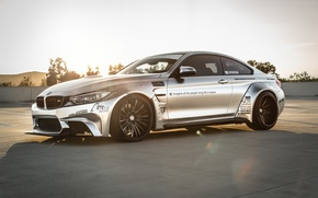 Picture BMW, and, Wrap, LTMW, Impressive