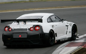 Picture GTR, Nissan, speed, fast, racer, sports car