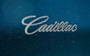 Picture car, sexy, blue, macro, cadillac, blur, swaroop