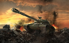 Picture China, WoT, World of Tanks, World Of Tanks, Wargaming Net, Heavy Tank, Chinese Heavy Tank, …