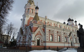 Picture Church, Belarus, Grodno