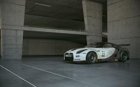 Picture Nissan GT-R, Andrej Stefancik