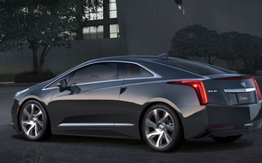 Picture Cadillac, coupe, luxury, ELR