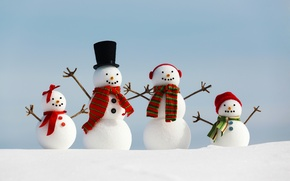Picture snowman, Merry Christmas, holiday, family, snow, snow, holiday, Merry Christmas, Happy New Year, winter, family, ...