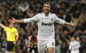 Picture real madrid, real Madrid, higuain