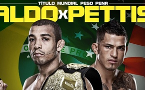 Picture fighters, mma, Champions, ufc, mixed martial arts, anthony pettis, jose aldo