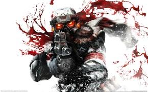 Picture killzone, ps3, games, oruzhie, voin