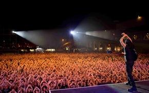 Picture concert, metal, rock, metal, rock, Manowar