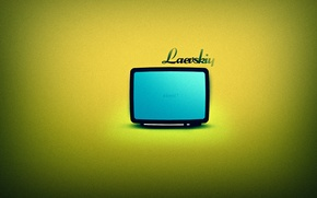 Wallpaper style, color, mini, logo, mini, Laevskiy
