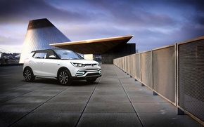 Picture Concept, 2014, SsangYong, Ssang Jong, XIV-Air
