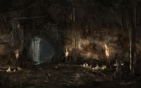 Picture Game, Far Cry, Art, Ubisoft, Game, Primal