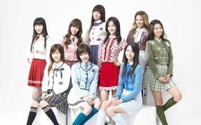 Picture Music, Asian, Girls, Beauty, SNSD, Kpop, Cute, Girls' Generation, Schoolgirl, Korean, Singers, Girl Band