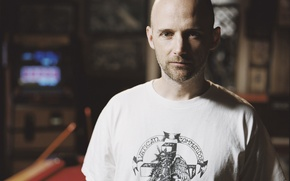 Wallpaper composer, electronic music, moby