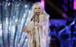 Picture girl, music, music, concert, show, singer, celebrity, singer, live, Lady Gaga, pop, Lady Gaga, show, …