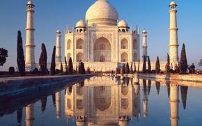Wallpaper India, Taj Mahal, The mausoleum