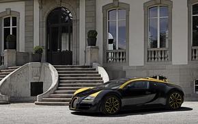 Picture Bugatti, Veyron, Grand Sport, Vitesse, 2014