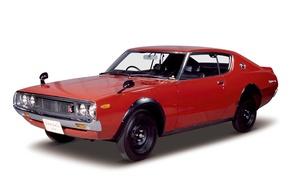 Picture GT-R, 1973, Nissan-Skyline, KPGC110