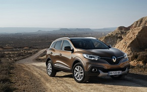 Picture Renault, the Kadjar, 2015, Kadjar, Reno
