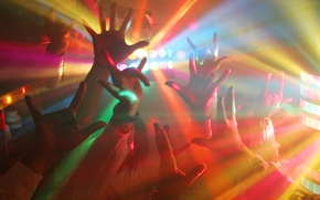 Picture Light, Hands, Club, Club