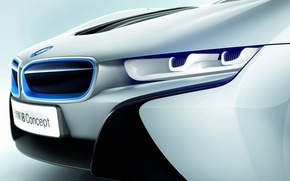 Picture bmw, concept, i8