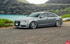 Picture Audi, Audi, wheels, vossen