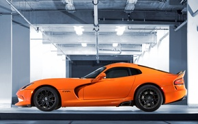 Picture Dodge, Viper, side view, Dodge, Viper, SRT, SRT